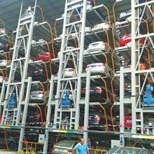 全国租赁机械停车设备出租简易升降立体车库上海悦戎智能科技有限公司