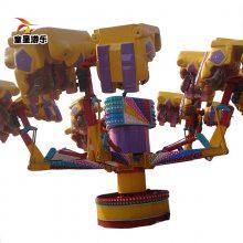 大型游乐设备能量风暴 景区 成年人喜爱 童星厂家规划报价