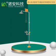 复合喷淋洗眼器厂家 安全喷淋洗眼器 复合立式淋浴洗眼器