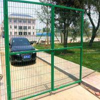 浸塑围墙栅栏 安全防护栏杆 农村围墙护栏