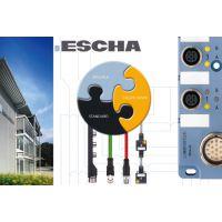 4I/OM12-5P3C-4/S370德国 ESCHA 接插件插头 I/O 分线盒 艾查