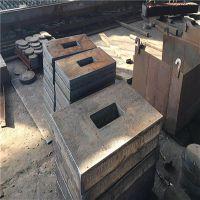 东莞钢材厂 配有大型数控火焰切割加工 6-105mm厚度钢板切割下料