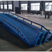 爆款热销盐城常规移动式登车桥|物流码头手动液压装卸货平台|安全可靠
