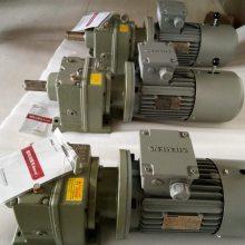 供应GUOMAO国茂减速机硬齿面斜齿轮减速机GR147-Y22-4P减速电机