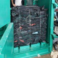 全新塑料薄膜打包机厂家 供应液压打包机 立式半自动旧料打包机 现货