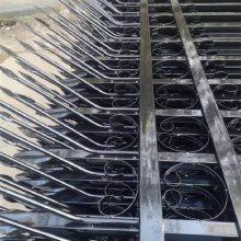 武汉锌钢护栏经销商武汉铁艺护栏围栏网价格武汉小区别墅尖刺防护栏