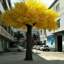 仿真银杏树 晟曼仿真植物