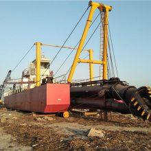 挖绞式挖泥船工作量有多大-挖泥船生产厂家(图)