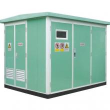 箱式变压器 630KVA干式变压器厂家直销 欧式箱式变电站 预装式箱变
