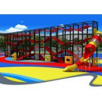 公园游乐场户外青少年攀爬拓展呼啦墙滑梯组合游乐设施
