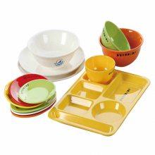承接塑胶配件塑料成型件加工 塑胶餐具外壳塑胶注塑加工厂
