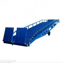 伊克昭盟航天牌移动式登车桥特点 可升降装卸货平台 叉车装车台 使用多种场所