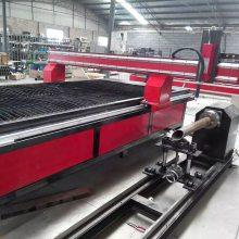 台式管板切割机 两用数控台式管板一体机 圆管板材两用切割机直销