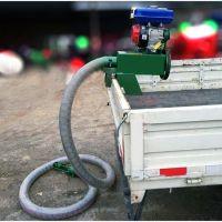 电动便携式软管抽粮机 木屑粉末吸谷机 中泰机械