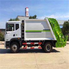 一台环卫垃圾车油耗多少 买环卫车应该去哪里买 20方大型垃圾车