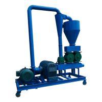 小型电动吸粮机 颗粒粉末气力吸粮机设备