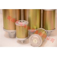 吸附式干燥机用1寸消音器 M10型xy10压缩空气精密过滤器