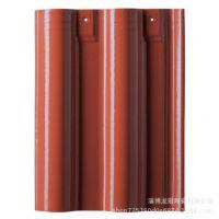 全瓷彩瓦,釉面彩瓦-精品陶瓷、高温抗冻,不褪色,中国名优,健康环保-厂家直销