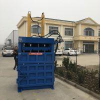 工厂直销-40吨双缸家用打包机-大油漆桶压扁机价格