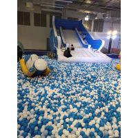 高品质百万海洋球乐园出租海洋球滑梯租赁高端海洋球出售