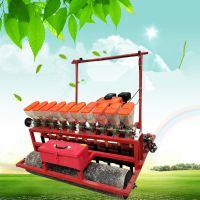 亚博国际真实吗机械 新款玉米播种机 谷子油葵蔬菜定制精播机 旱稻玉米蔬菜播种机