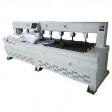 全自动侧孔机厂家 板式家具侧孔机 木工机械激光全自动侧孔机