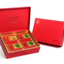 深圳硬纸板茶叶高档礼品盒,保健品包装盒定制, 天地翻盖盒子定做