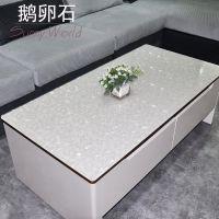 透明彩色软质玻璃水晶板方桌布防水防烫茶几垫塑料餐桌垫台布印花