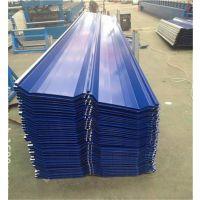 新之杰承担西康路YX51-380-760彩钢屋面压型钢板生产任务