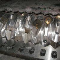 鑫鹏 双轴板材撕碎机报价 凡是金属即可撕碎 质优价廉。