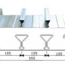 YXB65-185-555闭口楼承板应用于湖州水泥生产线技改项目