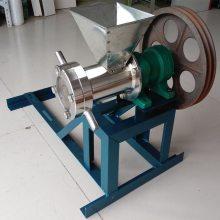 热销休闲食品杂粮膨化机 7用自动切断空心棒膨化机