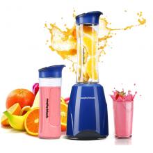 摩飞电器榨汁机原汁机 便携式果汁搅拌奶昔机双杯MR9200团购 企业员工福利礼品