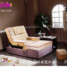 贵阳哪里可以定做电动足浴沙发,足疗沙发厂家批发多少钱一张ZXB108