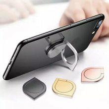 水滴指环扣支架 360度懒人桌面磁吸手机支架 指环支架定制logo 活动促销礼品工厂定制
