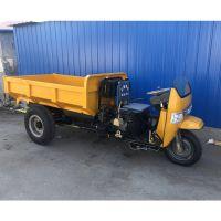 高质量矿用工程三轮车 后卸式三轮车 矿用电动三轮车价格