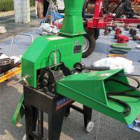 自动进料青草揉丝铡草机 规格齐全电动铡草机 大产量切草机
