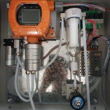 青岛路博在线气体检测预处理系统