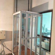 东营家用电梯生产商 室内过道升降机 阁楼复式液压电梯 航天厂家非标定制