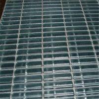 水沟盖板 镀锌地沟格栅 钢格板平台板