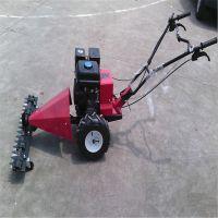 汽油便捷式锄草松土机 农田手提除草机 操作简单手提便携式除草机