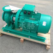 NLB100/200-55/2进口威乐wilo水泵空气源热泵循环泵价格
