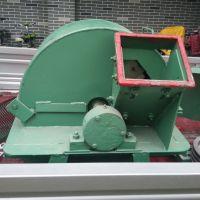移动式小型碎枝机 电动大型木材粉碎机 废旧木材粉碎机