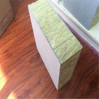现货供应 高密度硬质外墙岩棉板 立丝砂浆岩棉板报价