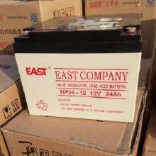 易事特蓄电池12V33AH NP33-12 现货供应 UPS专用免维护铅酸蓄电池