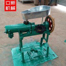 在家办厂加工鲜湿米粉机 仿手工单筒米粉机 多功能商用小型米粉机