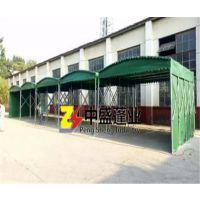 重庆市大排档雨棚小吃店雨蓬烧烤蓬定制活动篷房厂家制作