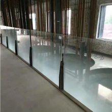 誉华召创卫生间渐变玻璃十大品牌 独特制造工艺