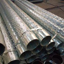 打井钢管(219mm螺旋滤水管)工程打井钢管滤水管
