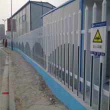 厂家直销PVC围墙护栏塑钢变压器围栏-电力设备专业防护围栏大量现货